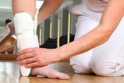 fußbewegung grad orthopädie