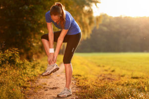 Verletzung am Sprunggelenk – was zu tun ist