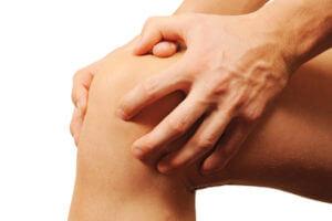 Knorpelschaden-Knieschmerzen